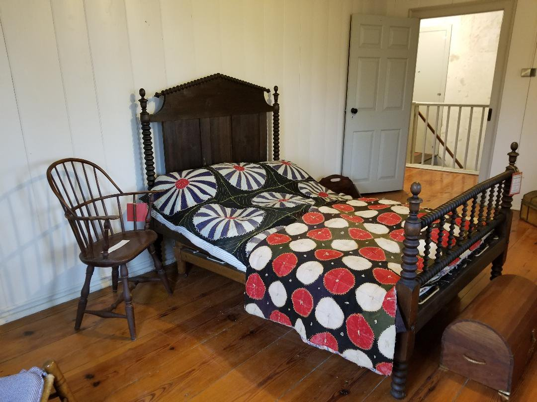 Bedroom at Davis-Chambers House used FB.jpg