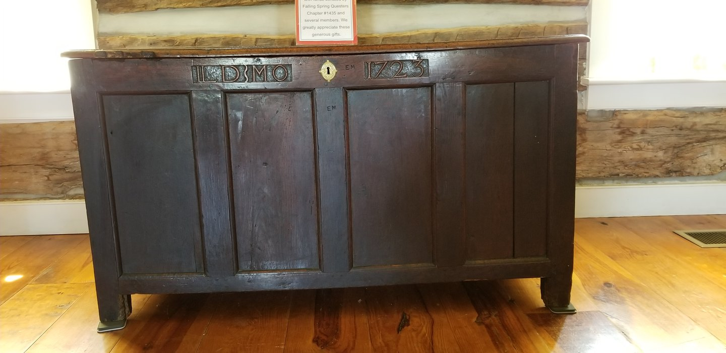 Welsh Chest